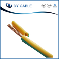 Ul63 Flexible 2.5Mm Pvc Electrical Cable Types