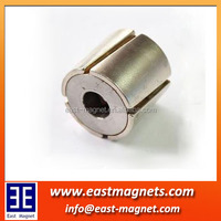 Neodymium arc magnet/ndfeb segment magnet for motor rotor/strong magnet for magnetic drive pump