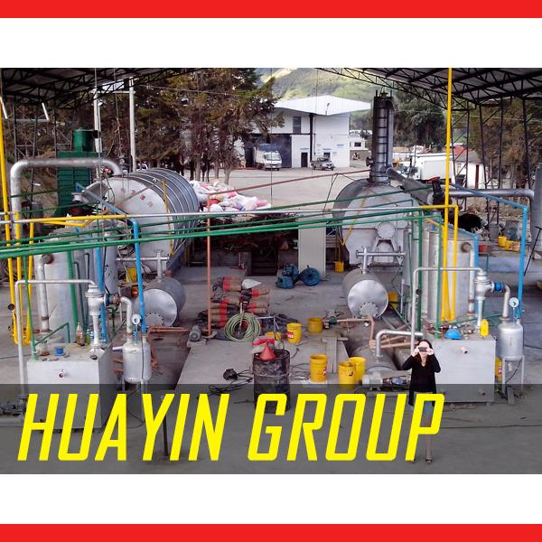 Original design used lubricants oil recycling plant With 20 years Experience