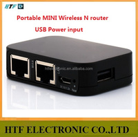 OEM 150M Security MAC address/URL/port based filters 2.4G MINI bus gps wifi robin antcor wireless router