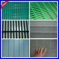 security fence , welded 358 wire mesh fence for sale
