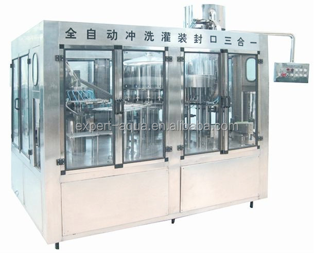 high quality low price plastic mineral water bottle making machine from china manufacture