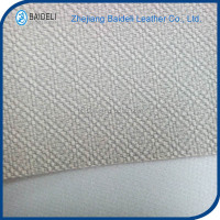 China PVC Leather In Textiles Leather