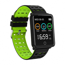 Aidar Outdoor Sport <strong>Smart</strong> <strong>Watch</strong>, F3 Professional Waterproof Bluetooth Sport Smartwatch with Android and iOS Smartphones