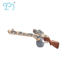 B/O Plastic Toy Gun For 2017 Crystal Water Jelly Bullet Toy Gun With Laser And Light