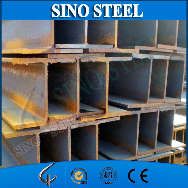 Made in china steel beams/I beam/H beams with price list