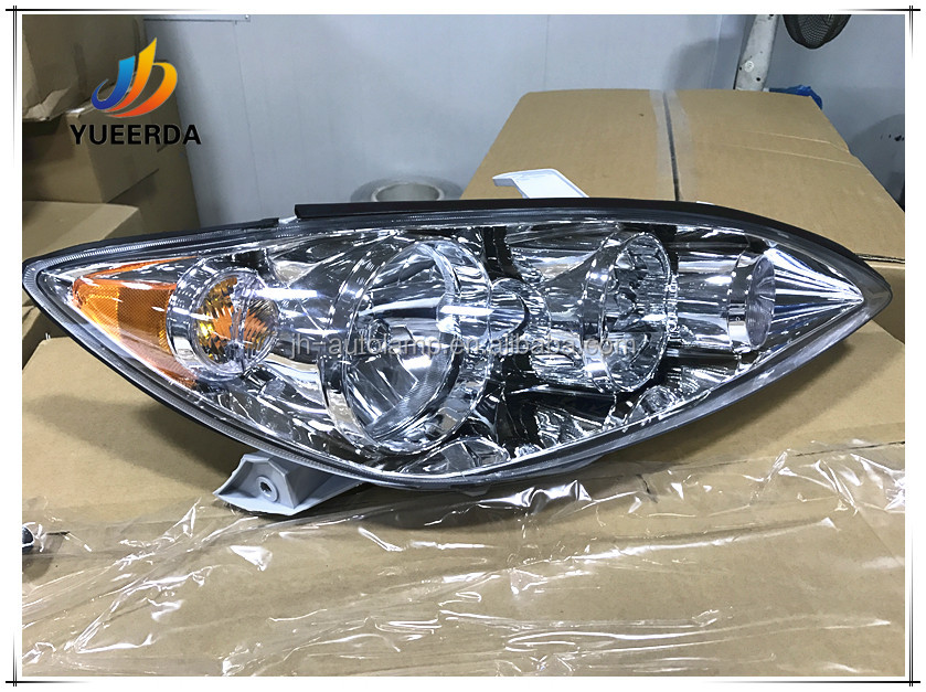 2004 2005 2006 CAMRY headlight headlamp auto lamp for camry 2005 USA 81110-06180 81170-8Y002(4)