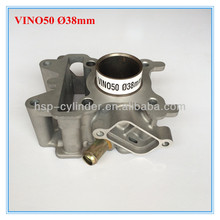 VINO50 38mm motorcycle cylinder scooter cylinder kit piaggio ciao 50cc 70cc