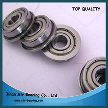 High Quality 7x19x6mm flange ball bearing F607 for Printing Press Machine