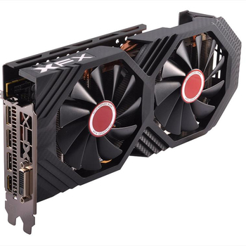 AMD Mining Graphic Card Radeon RX580 8GB DUAL OC AMD Chipset XFX RX580 Video Card in Stock