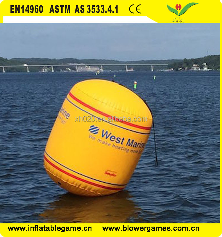 New and customized inflatable water floating buoy