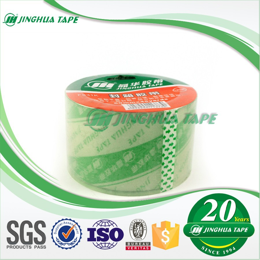 Light Duty Packing Application Waterproof Adhesive Tape Clear,Opp Tape