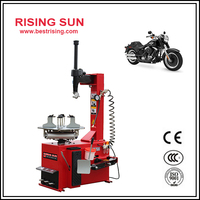 Motorcycle used semi automatic tire changer for sale