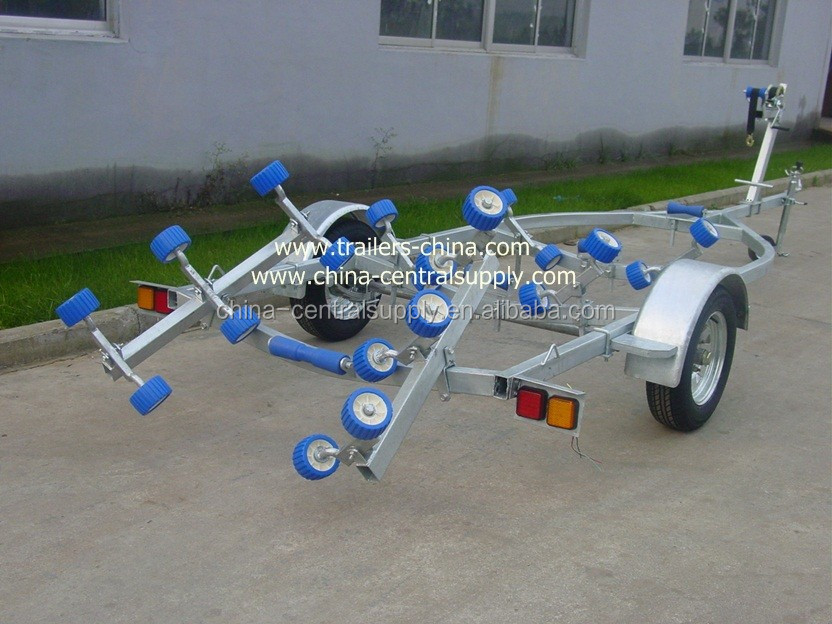 Wholesale Purchase Factory Supply Hydraulic 5.2m boat trailer BCT0105