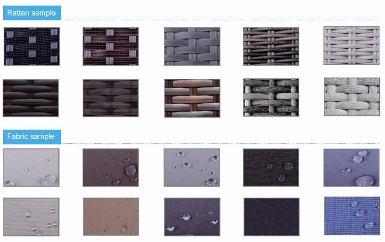 Welcome customized luxury durable waterproof lounge