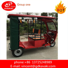 2018 Best Sale Electric Tricycle/Motorcycle For Passenger Seat With Solar Panel For Sale