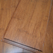 strand wove High density matt click-lock bamboo flooring for indoor