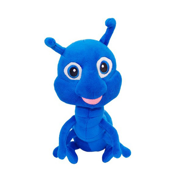 2015 hot sell cute custom cartoon ant plush toy