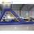 Giant Inflatable water slide 6x2.5m, funny water toy floating aquatic slide for wet park