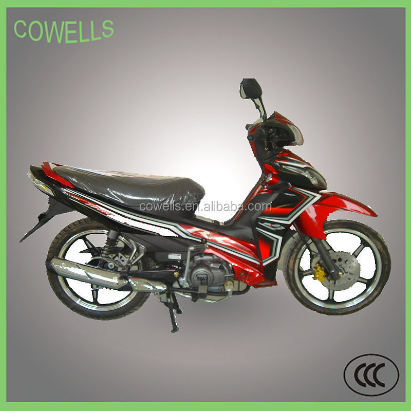 Nice Appearance Cheap 110CC Motorbike Made In China