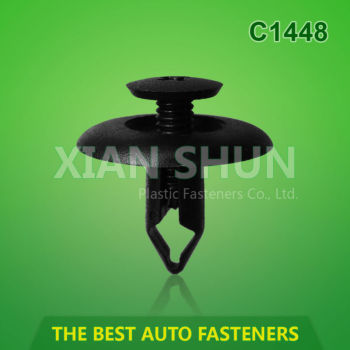 Professional manufacturer of plastic clip for car fasteners