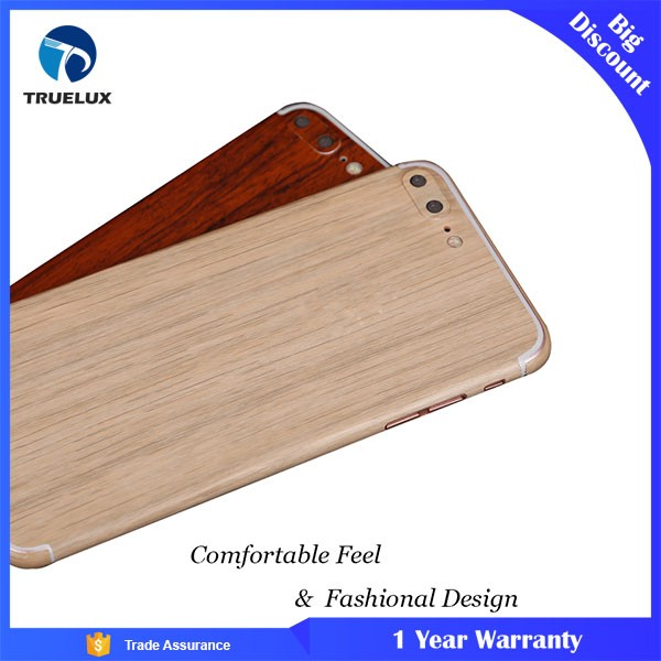 Wholesale Real Wood Cover Case For iPhone 7