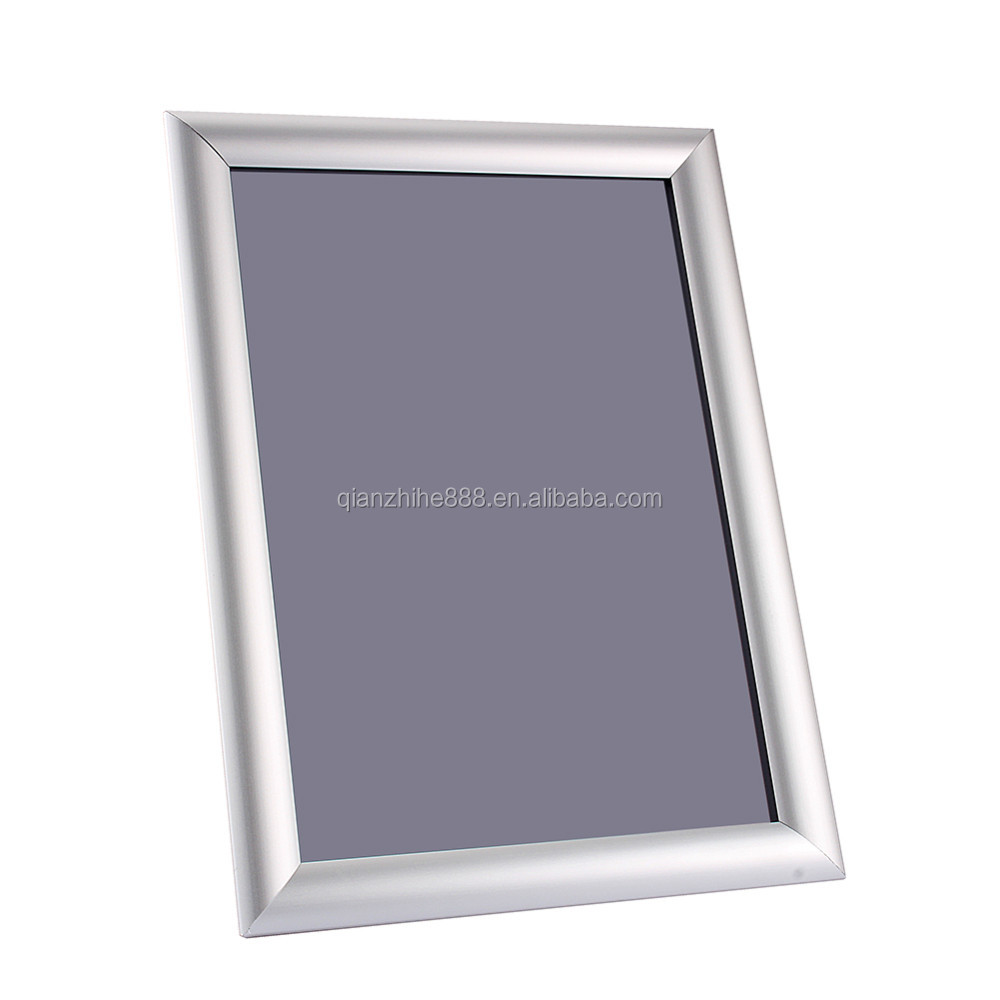 manufacture aluminum snap frame a3 snap frames gold/silver/black/wood