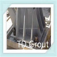 TD-A2 rubber boot bearing grout cement based grout 50kg PP bag