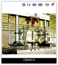 Shock absorber durability testing machine