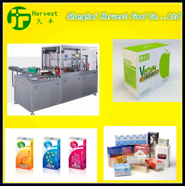 dvd wrapping machine