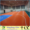 PP outdoor Interlocking flooring Basketball Court Flooring