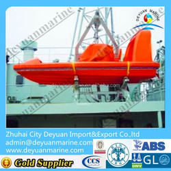 15Person fast rescue boat inboard engine rescue boat