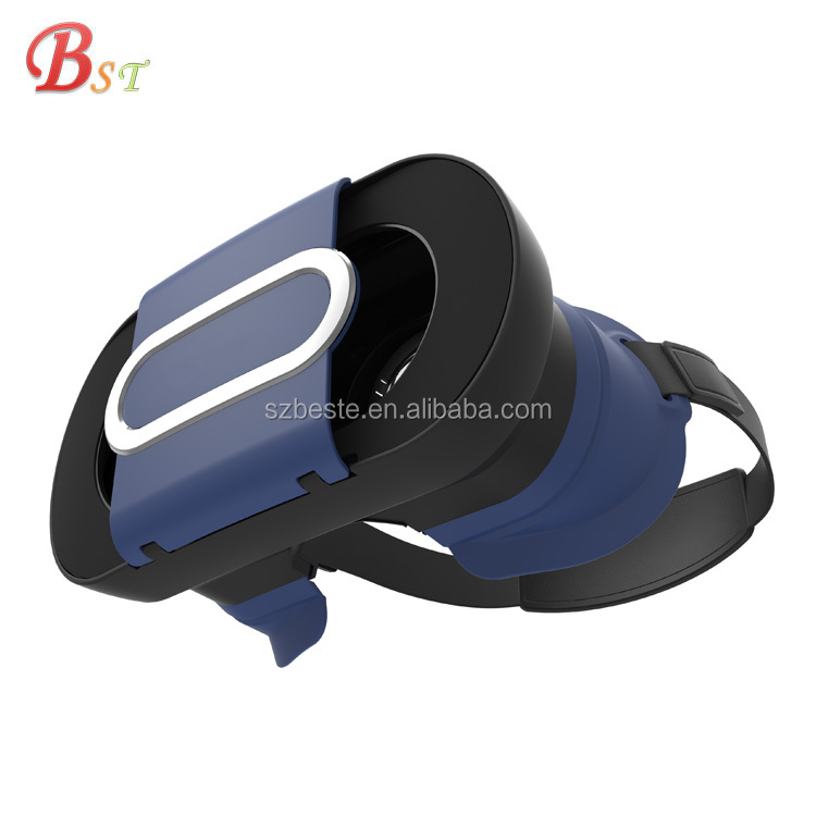 Hot selling new design google cardboard 3d glasses