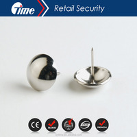ONTIME PN6003 EAS Anti-theft General Steel store retail Security pin for Hard Tags