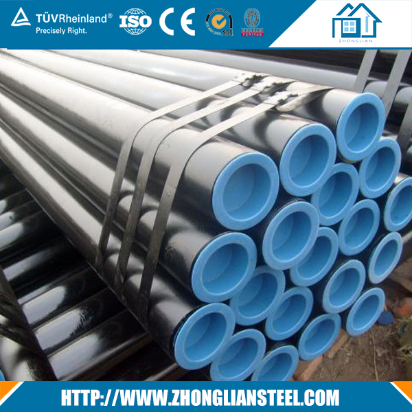 e235 n cold drawn large diameter thin wall seamless steel pipe