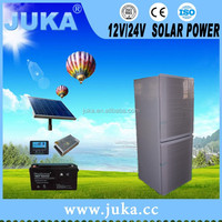 2015 juka CE 158L solar fridge national refrigerator