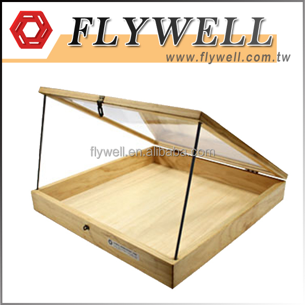 Wooden Jewelry Display Travel Cases Wholesale