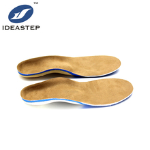 Premium heatmoldable sport orthotic insoles for flat feet
