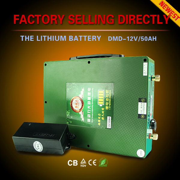 Innovative only 3.5KGS deep cycle li ion 12v 200ah lithium solar battery with 10A/h battery charger
