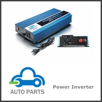 Power inverter with battery charger with 3000w peak power