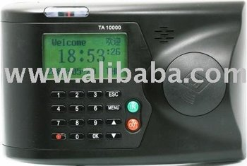 RFID Time Recorder Model: TA10000