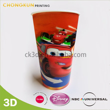 3D Kids Personalized Plastic Mugs