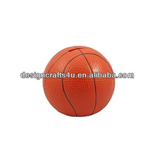 Basketball Shaped Coin Bank Money Box Crafts
