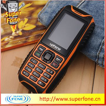 Wholesale Worlds Smallest Waterproof Shockproof Smart Phone IP67 Mobile Phone Waterproof Phone U3A