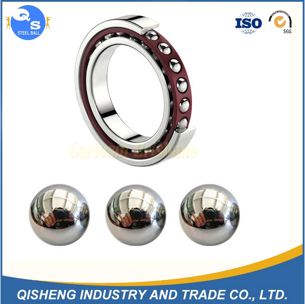 7.9mm precision G100 high carbon Steel Balls Bearing ball