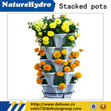 Tower Garden Hydroponics Plastic Hanging Basket Pots For Sale