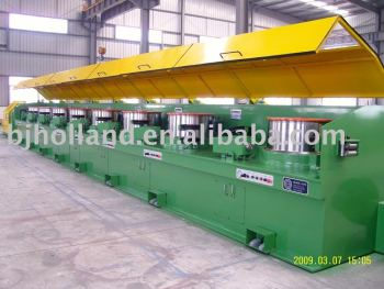 steel wire dry drawing machine