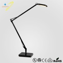 GZ60042-1T black LED desk lamp reading light for study