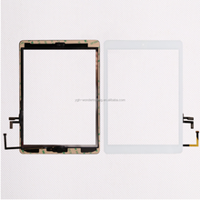 Original new lcd touch screen for ipad air with home button and tape