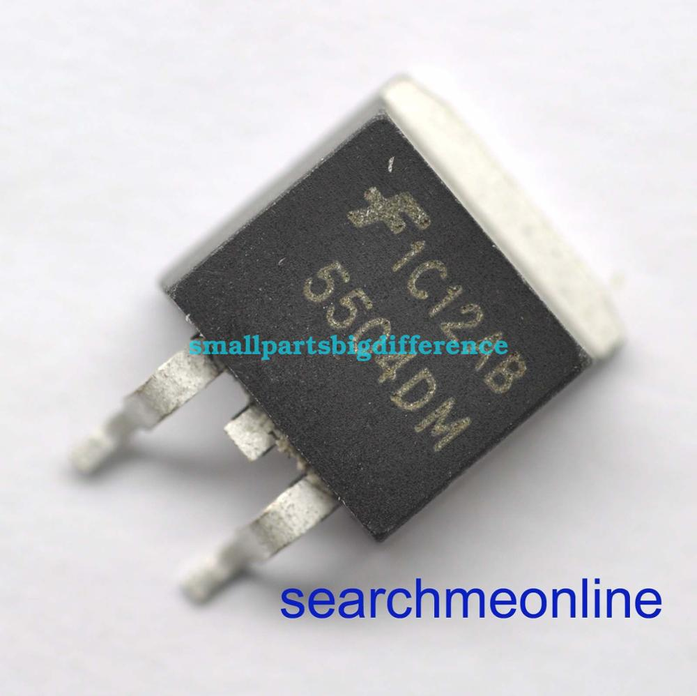 Pulison IC chips 5504DM transistor TO-263 package